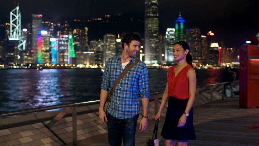 'It's Already Tomorrow Morning in Hong Kong'