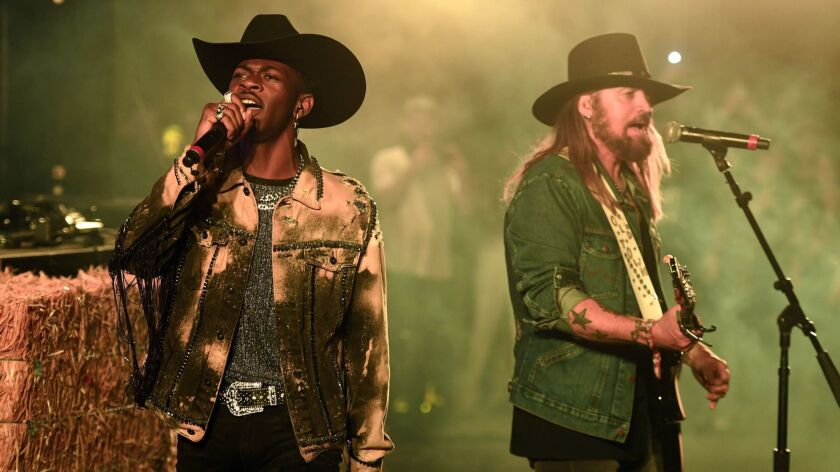 Lil Nas X's 'Old Town Road' sounds like country's future  So why has