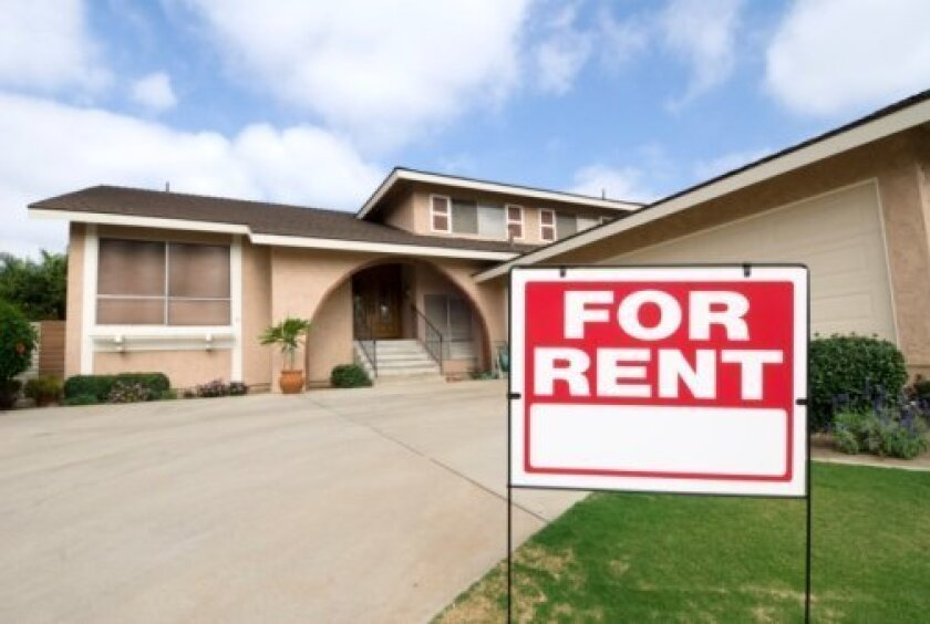 Rising rental prices bode well for housing market recovery.