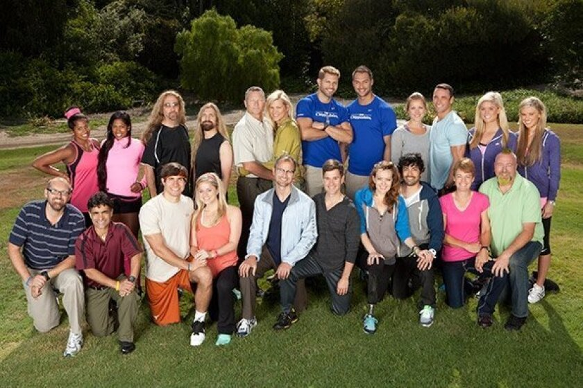 "The new cast of ""The Amazing Race,"" which premieres on Sept. 30 on CBS."