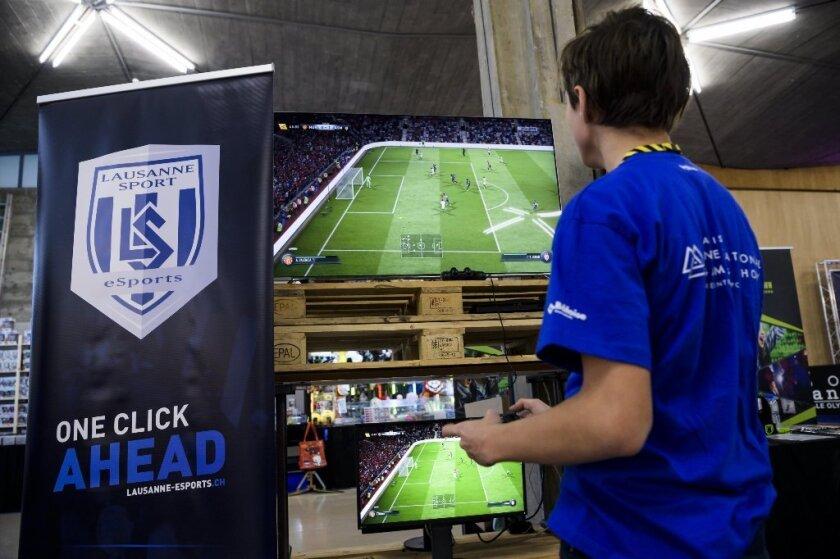 Ofrecen apuestas para deportes virtuales en Estados Unidos