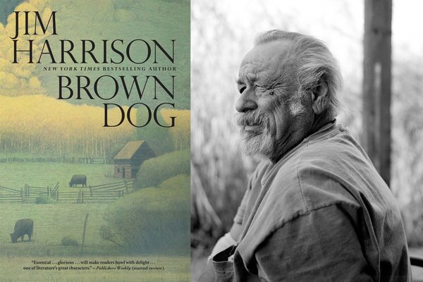 'Brown Dog: Novellas,' Jim Harrison