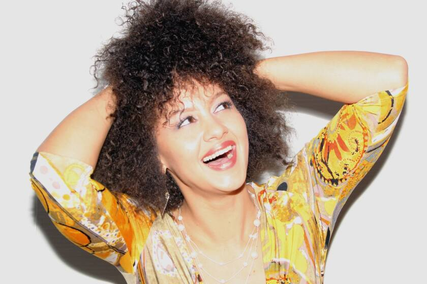 """Rebecca Jade will be the featured singer at Saturday's """"Planet Cole Porter"""" Jazz in the Courtyard concert at San Diego's First Presbyterian Church."""