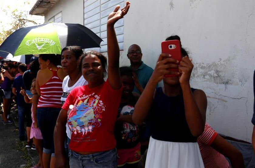 """Organizaciones no gubernamentales de Puerto Rico denunciaron hoy ante la Comisión Interamericana de Derechos Humanos (CIDH) la """"discriminación"""" del Gobierno de Estados Unidos hacia los habitantes de la isla. EFE/ARCHIVO"""
