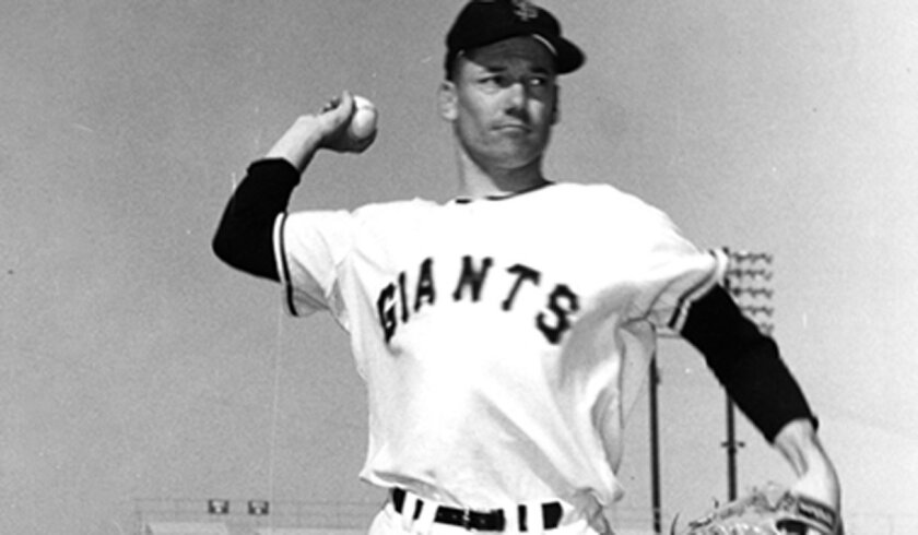 The Giants' Stu Miller was called for a balk in the 1961 All-Star Game at San Francisco's Candlestick Park after a gust of wind disrupted his delivery.