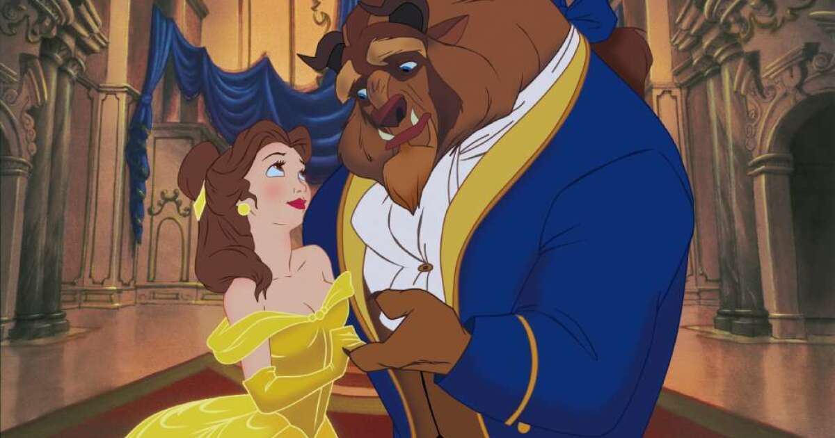 Movies on TV this week Aug. 25: 'Beauty and the Beast' (1991) and more