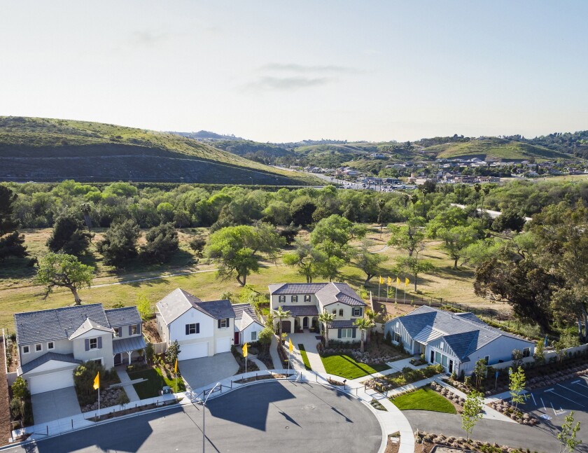 Residents at S.L. Rey pay no Mello-Roos fees and can enjoy low property-tax rates, quiet country ambiance and access to award-winning schools.