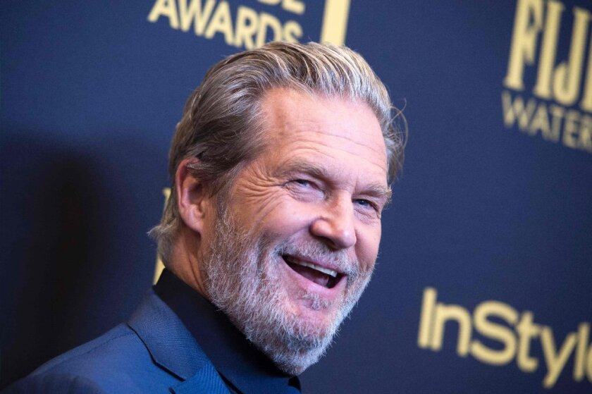 """Jeff Bridges, supporting actor contender for """"Hell or High Water."""""""