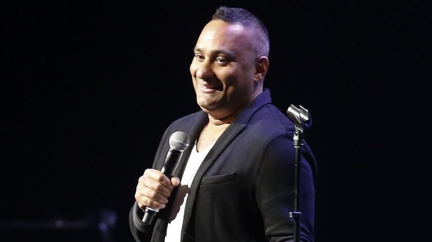 Comedian-actor Russell Peters shelled out $6.45 million for the property in 2017.