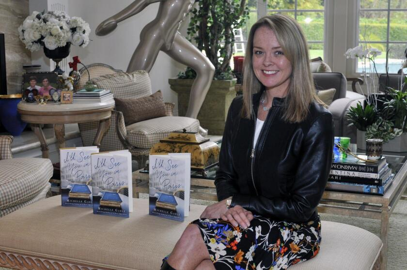 TPHS fundraiser features bestselling author