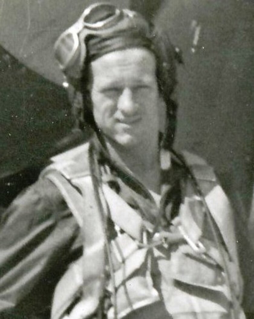 Battle of Midway honoree Rudy Matz.