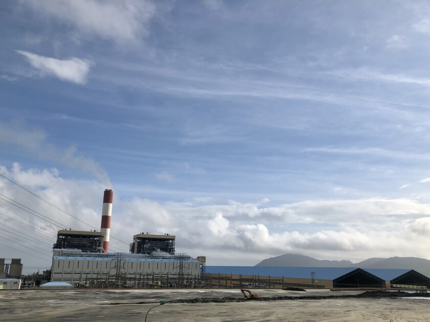 Vung Ang I power plant