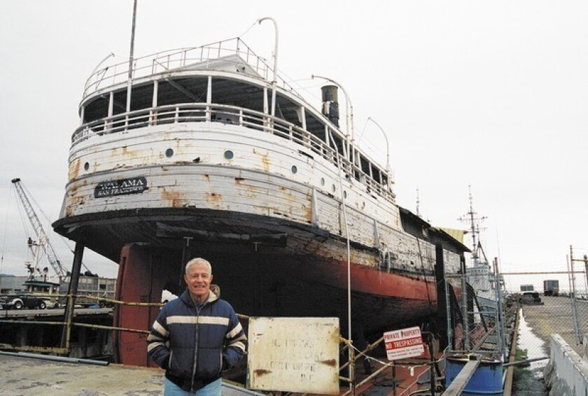 SS Wapama was 'last of her breed'