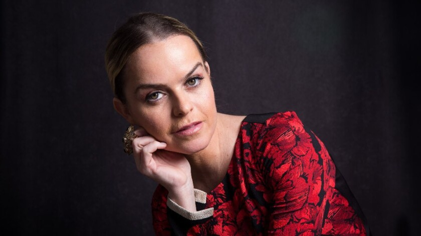 "Taryn Manning stars in ""Orange Is the new Black."""