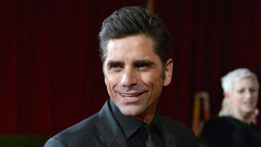 FILE: John Stamos Arrested And Charged For DUI