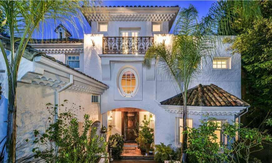 Bob Melvin's Mediterranean villa