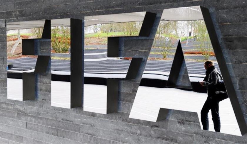 El caso está vinculado a la trama de corrupción en la FIFA juzgada también en Nueva York y, específicamente, al supuesto pago de sobornos a dirigentes de la organización por parte de empresas de televisión. EFE/Archivo