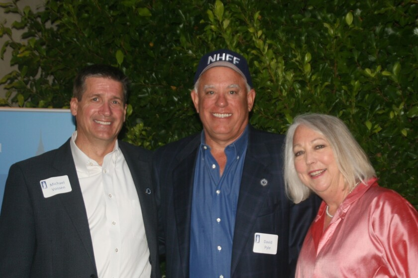 Parent donates $610,000 to Newport Harbor High