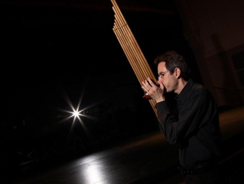 'Passport to Worlds of Music' performer Christopher Adler