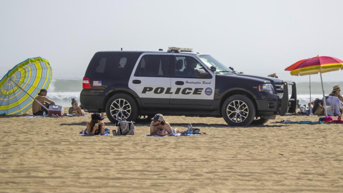 Qué Está Abierto Y Cerrado Este Fin De Semana Playas Parques Y Senderos En El Sur De California Los Angeles Times