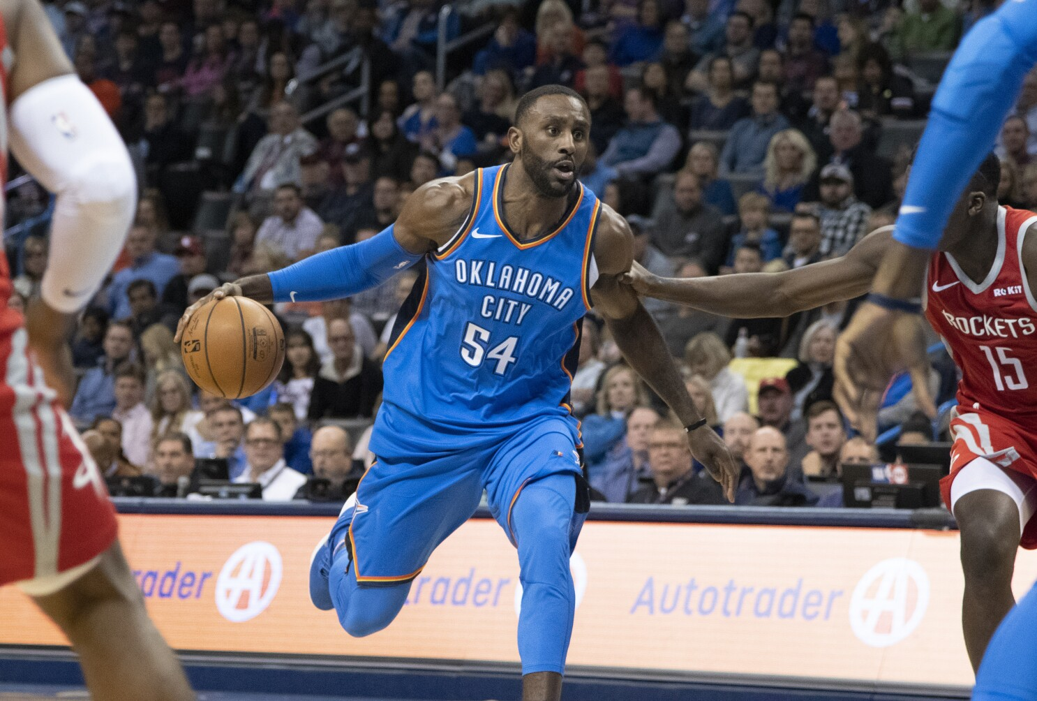 Clippers add forward Patrick Patterson on one-year deal