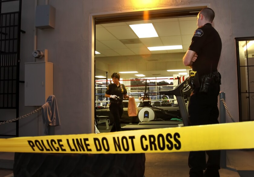 Teen who died after sparring at boxing club in Burbank is identified
