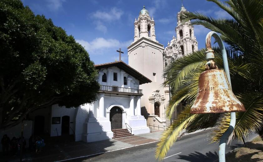 San Francisco de Asís (Mission Dolores), sixth mission, 1776