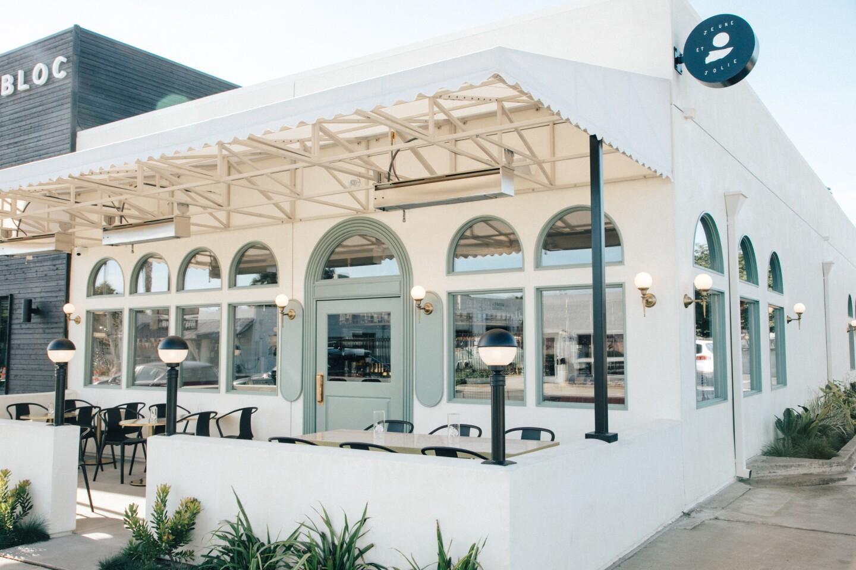 Jeune et Jolie restaurant