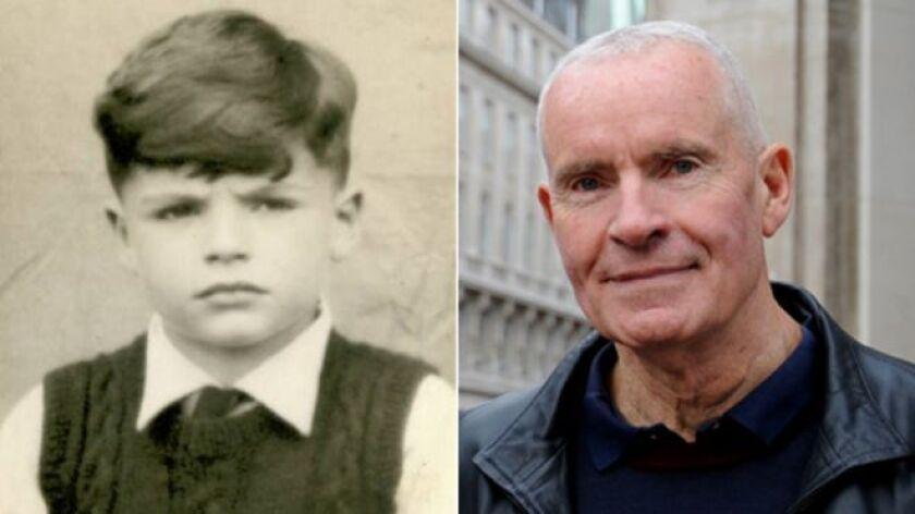 Robin tenía 13 años cuando descubrió que era adoptado. Después le dijeron que había sido abandonado, depositado en una caja en Oxford Street, en el centro de Londres.
