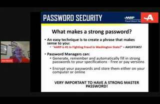 Vigilance Against Cyber Crime - AARP
