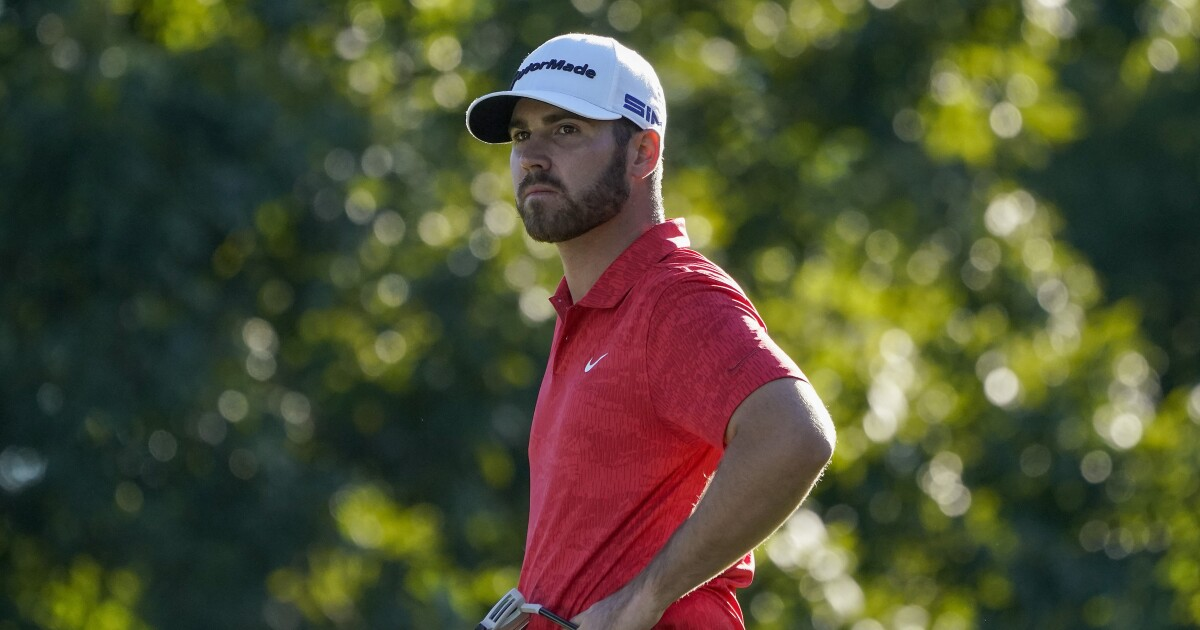 Simi Valley's Matthew Wolff leads U.S. Open heading into final round