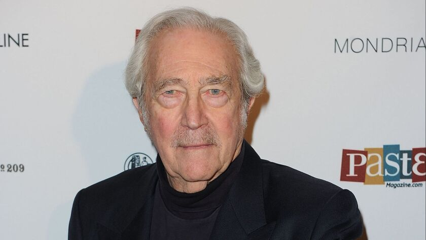 Veteran actor James Karen, shown in 2011, died Tuesday night in Los Angeles.