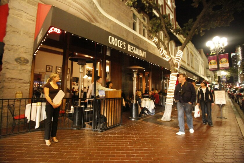 Croce's Restaurant and Jazz Bar has been in the Gaslamp Quarter for nearly three decades.
