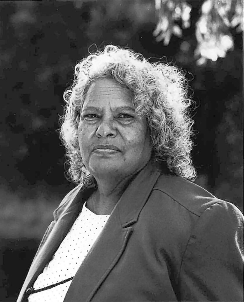 """Doris Pilkington Garimara, who told her aboriginal mother's story about escaping a government settlement and trekking 1,000 miles home to western Australia in the 1996 book """"Follow the Rabbit-Proof Fence,"""" has died. She was believed to be 76."""