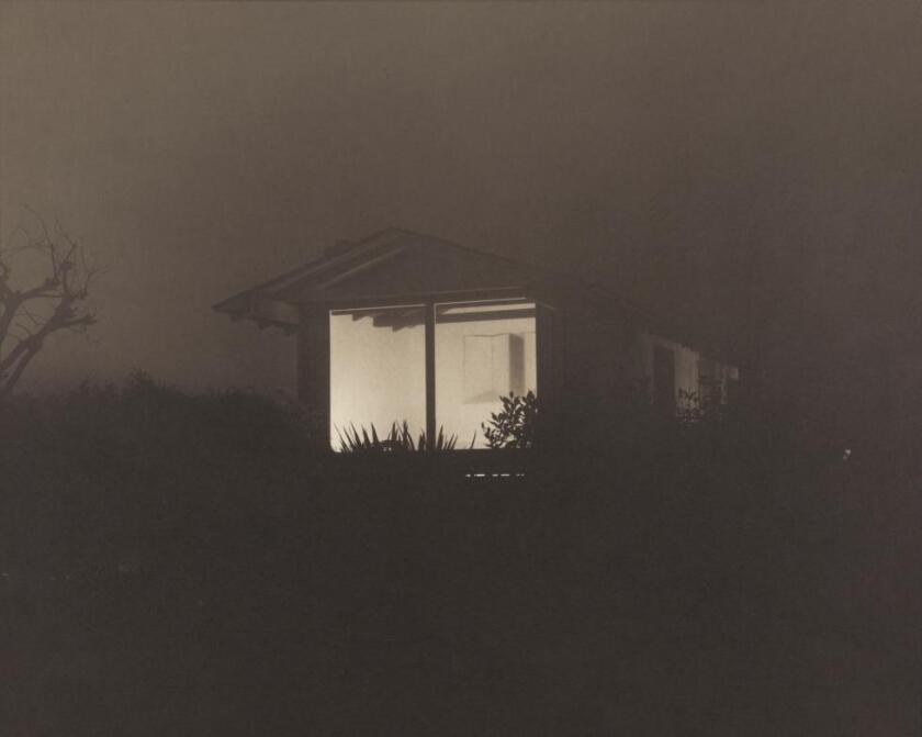 "Scott B. Davis, ""Dana Point, California,"" 2006/10, at the Getty Museum"