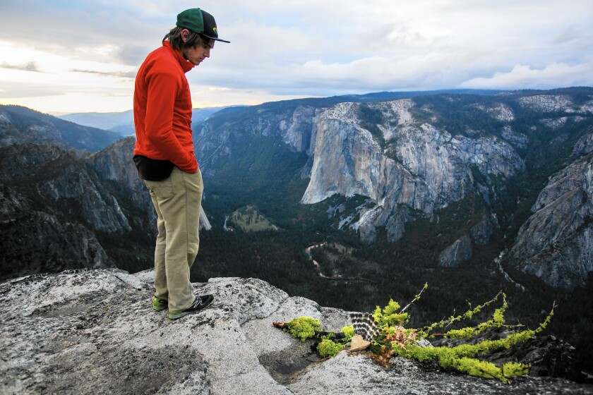 Yosemite BASE jumper was attuned to the flutter of a