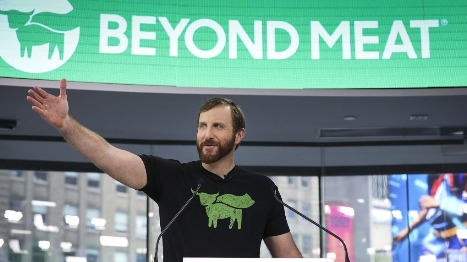 Beyond Meat stock is overpriced beyond reason, says analyst who had Facebook IPO pegged