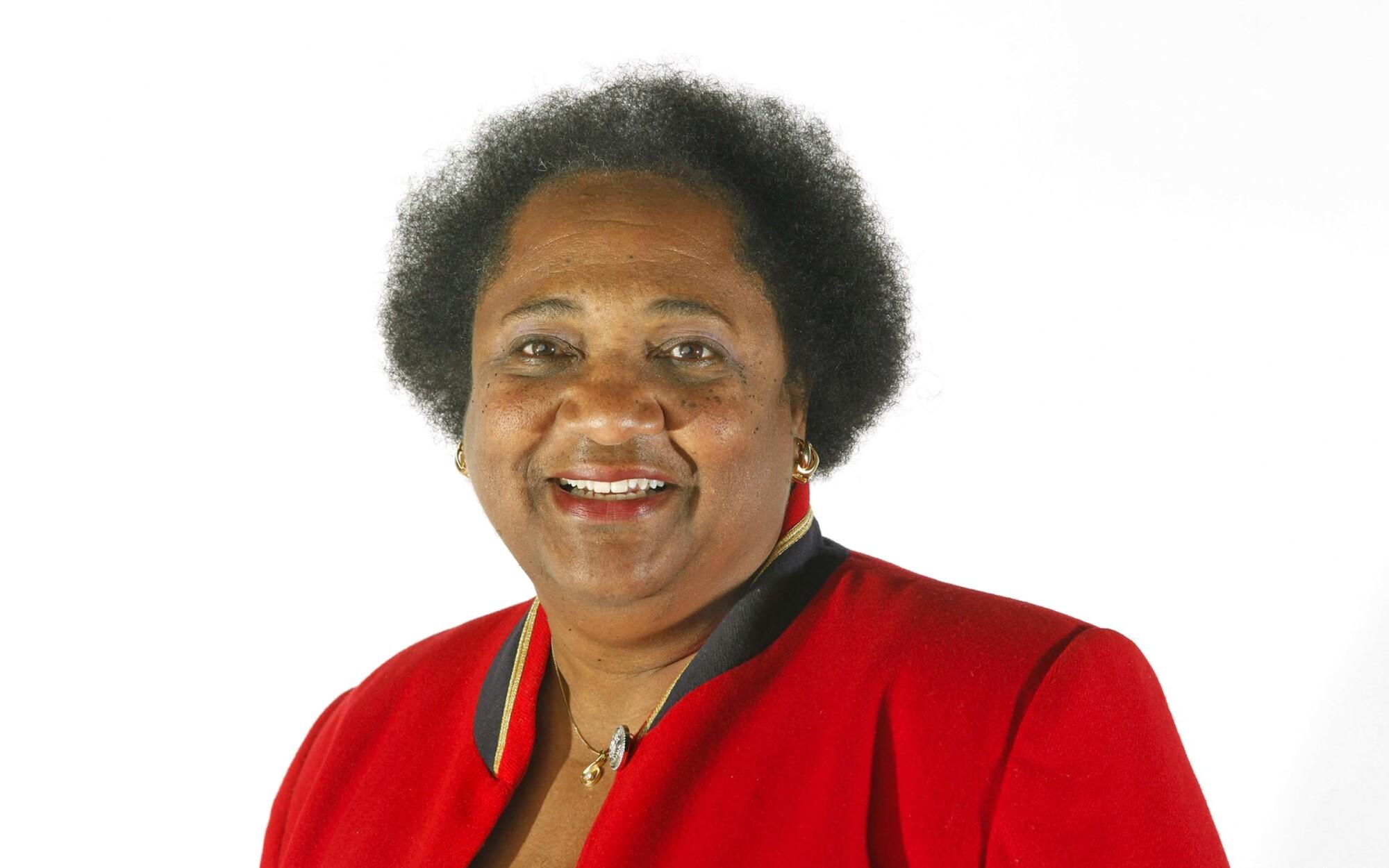 Assembly member Dr. Shirley Weber