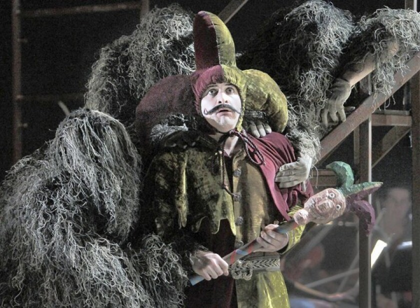 Music review: Two ways to capture magic of 'The Tempest'