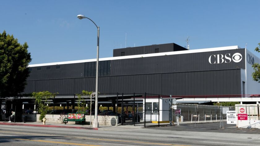 Los Angeles' Cultural Heritage Commission voted unanimously to designate CBS' Television City studio complex on Beverly Boulevard as a historic and cultural monument.