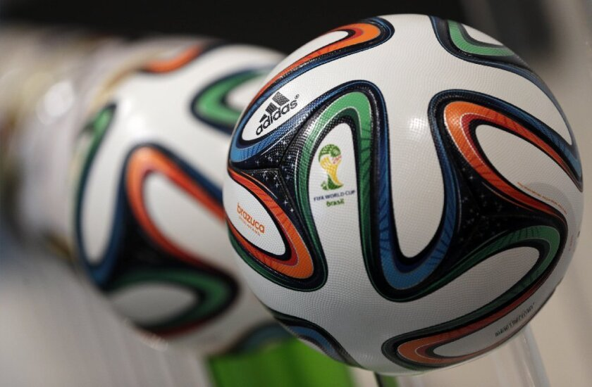 The Brazuca is the official soccer ball of the 2014 FIFA World Cup. Scientists in Japan gave it high marks for aerodynamic consistency.
