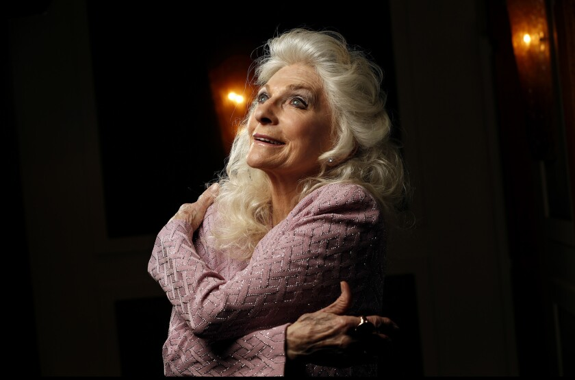 """Judy Collins: """"90 in 90"""" songwriting project turned into a yearlong effort. """"Just to keep the wheels oiled,"""" as she puts it."""