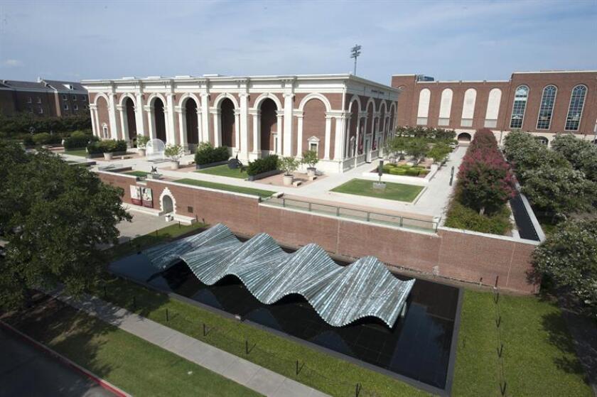 Fotografía sin fecha cedida por el Museo Meadows de Dallas (Texas) que muestra el edificio que alberga la pinacoteca en Dallas, Texas (EE.UU.). EFE/Museo Meadows de Dallas/SOLO USO EDITORIAL/NO VENTAS