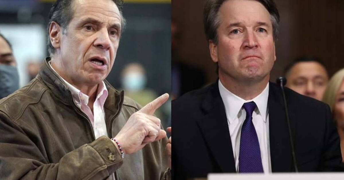 Opinion: Why outrage over Brett Kavanaugh and Andrew Cuomo claims are so different