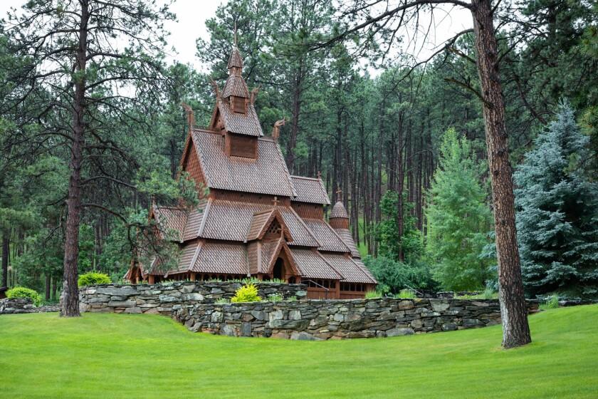 Chapel in the Hills in South Dakota