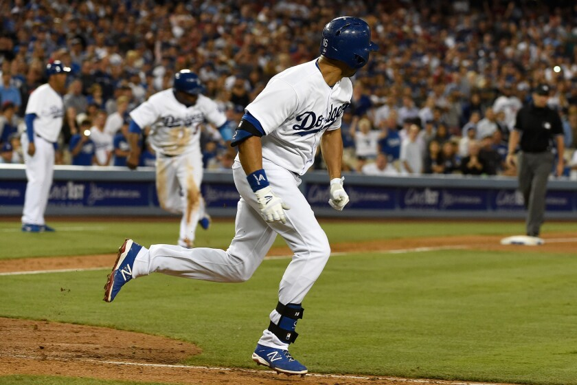 It's time for Andre Ethier to get some more at-bats.