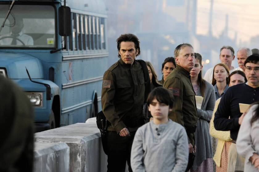 "NBC's ""Revolution"" has seen its ratings dim."