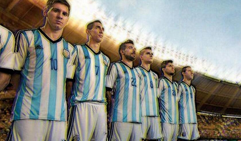 La crisis en la albiceleste refleja la crisis del futbol argentino...