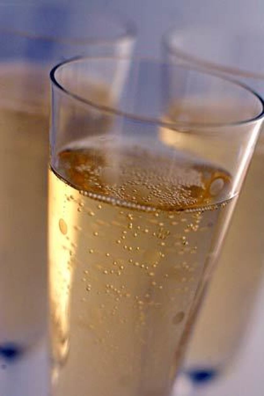 PROSECCO: Still fun, but now it's got character too.