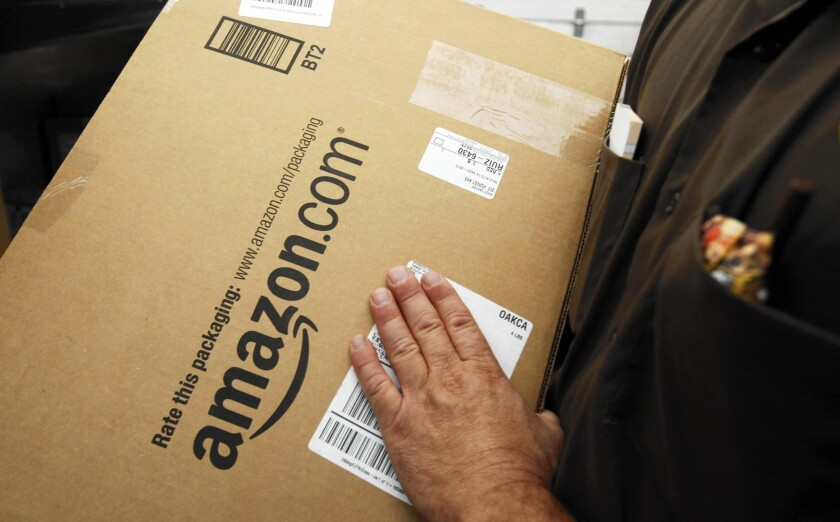 With 109 warehouses around the world, Amazon has operations close enough to shoppers to make same-day delivery feasible.